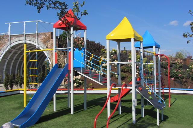 plac zabaw dla dzieci zaczarowany ogr d. Black Bedroom Furniture Sets. Home Design Ideas